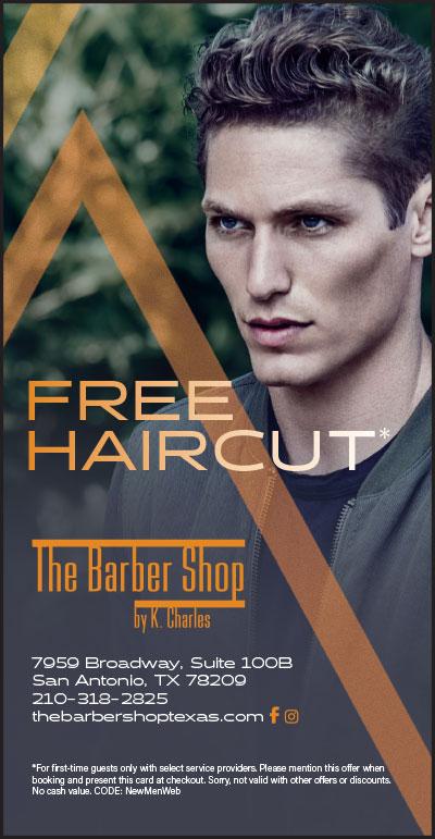 Barber Shop Texas New Client Download
